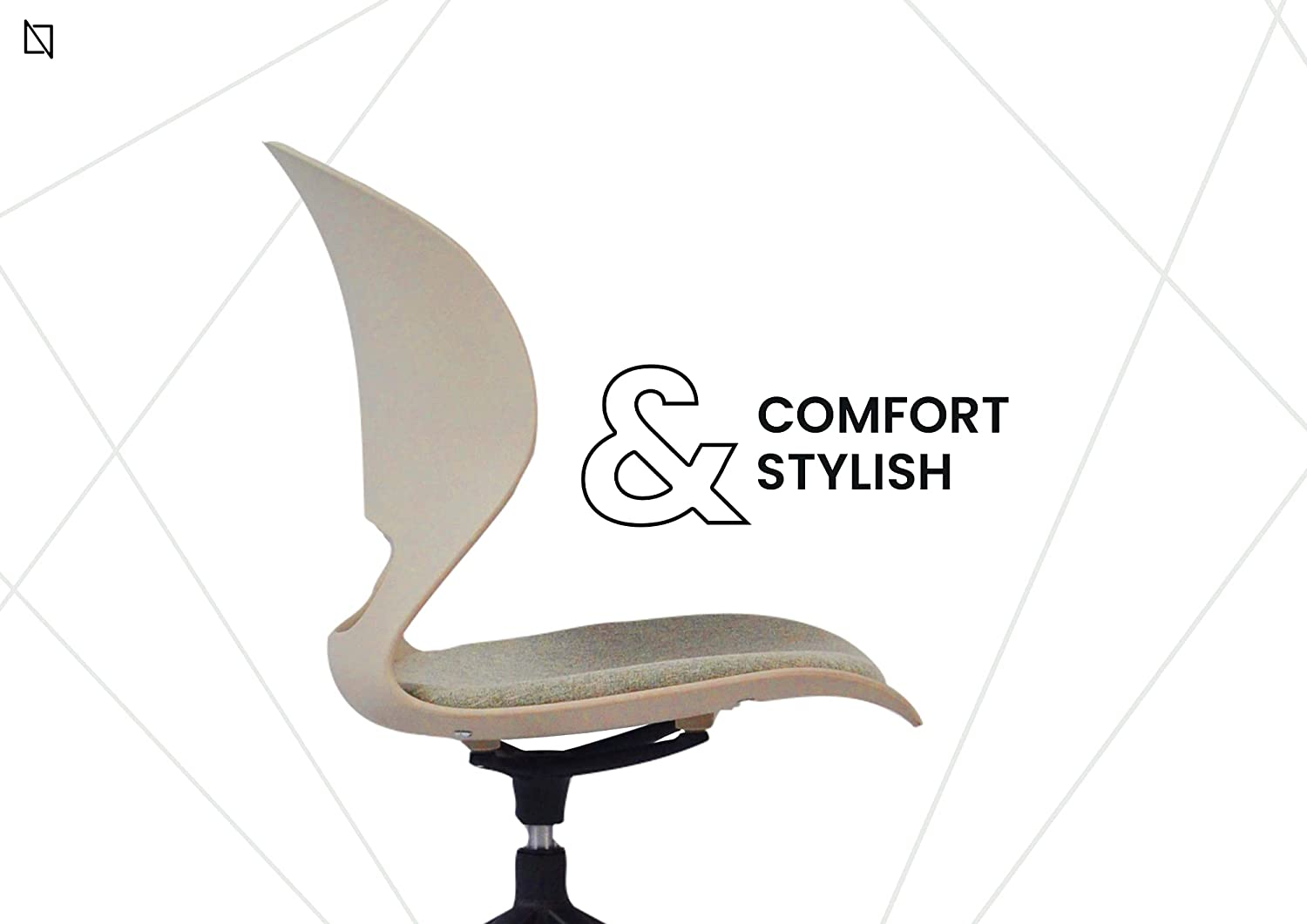 Stylish VIS Chairs by Navodesk