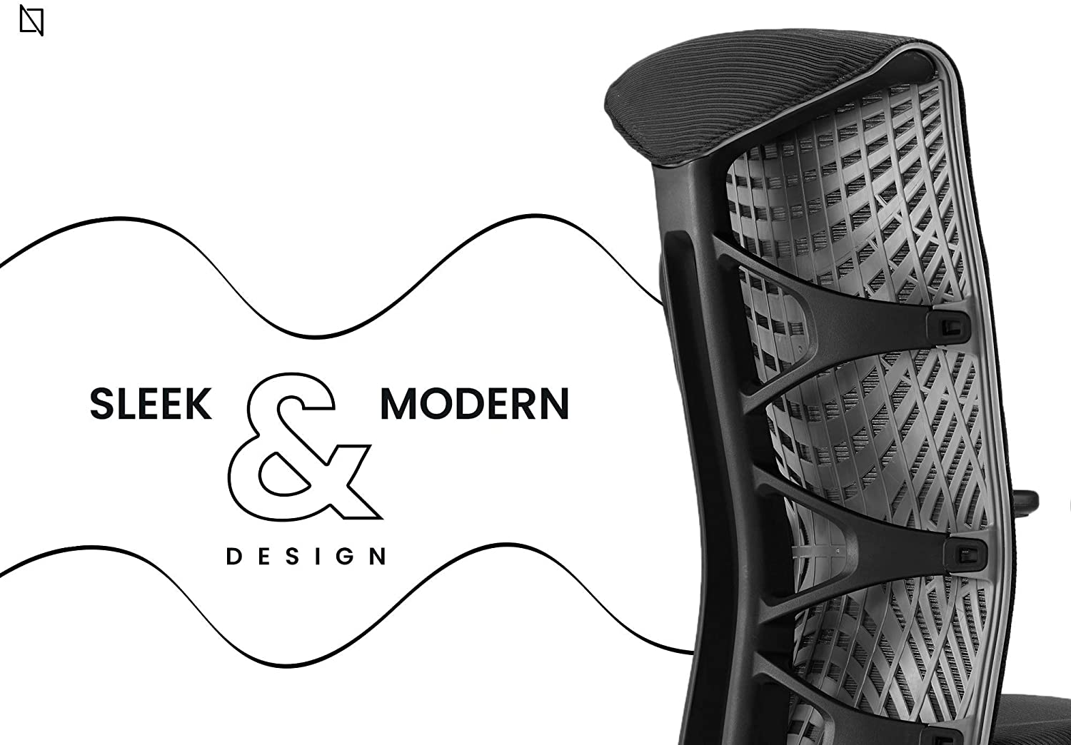 Icon Chair Banner - Navodesk